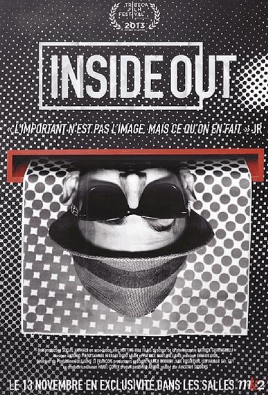 ©JR Inside Out Movie