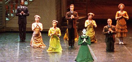 Culberg:De Mille Opera de Paris