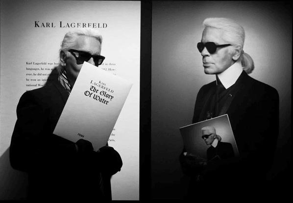 The Glory of Water Karl Lagerfeld/Fendi