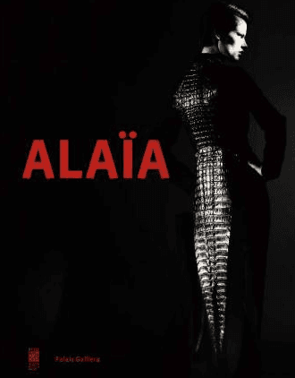 catalogue expo Alaia ©ParisMusées
