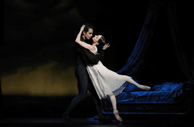 Oneguine John Cranko Opera de Paris