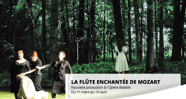 Opera Paris Magic Flute