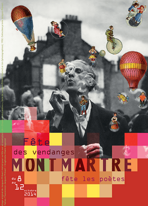 Vendange Montmartre