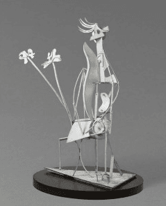 Sculpture Picasso