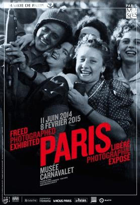 Paris Liberé, Photographié, Exposé