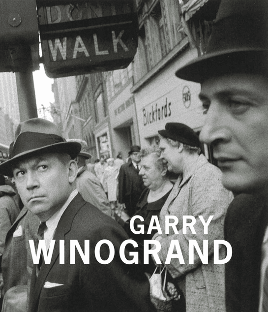Winogrand at Jeu de Paume