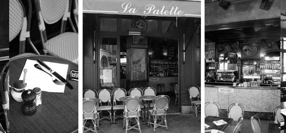 Café La Palette ©lapalette