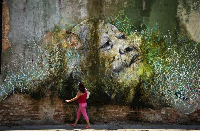 ©JR La Havana, Alicia Adela Hernandez Fernández, Cuba, 2012