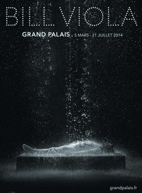 Bill Viola Grand Palais