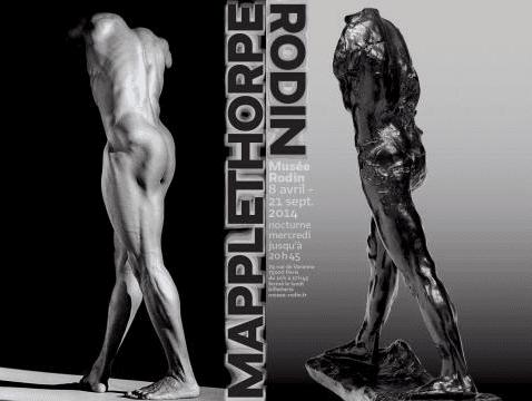 Mapplethorpe Rodin Musée Rodin