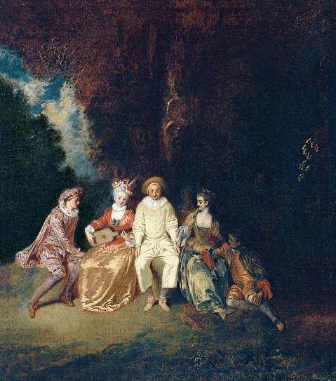 Watteau Jacquemart André