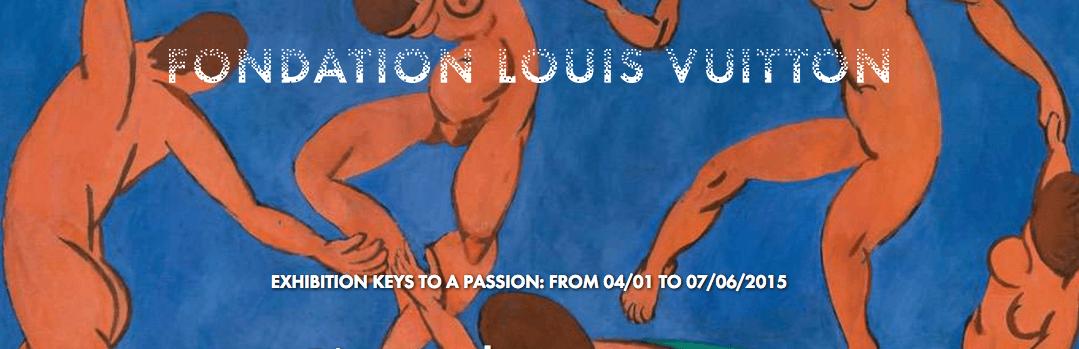 Keys to a passion Fondation Louis Vuitton