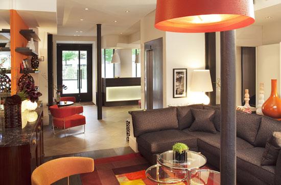 Hotel Marais Bastille Paris - Salon