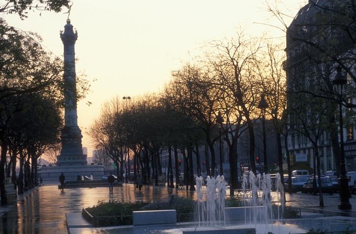 Boulevard Richard Lenoir - Tourist Office Paris - Photographe Thomas Sanson