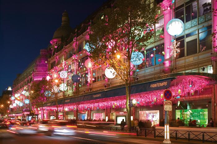 Noël à Paris - Tourist office Paris - Photographe Marc Bertrand