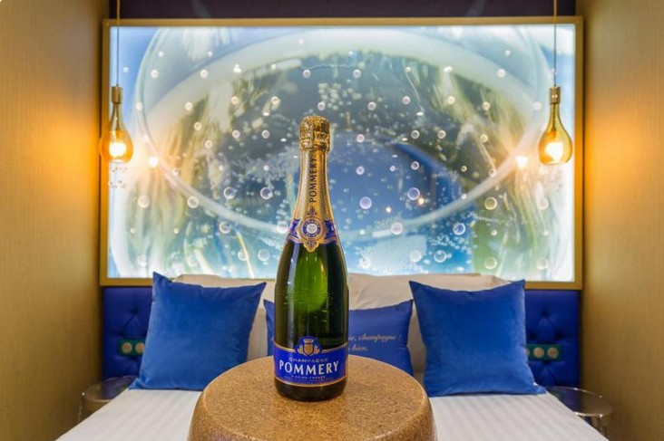 Suite Hotel Champagne Pommery