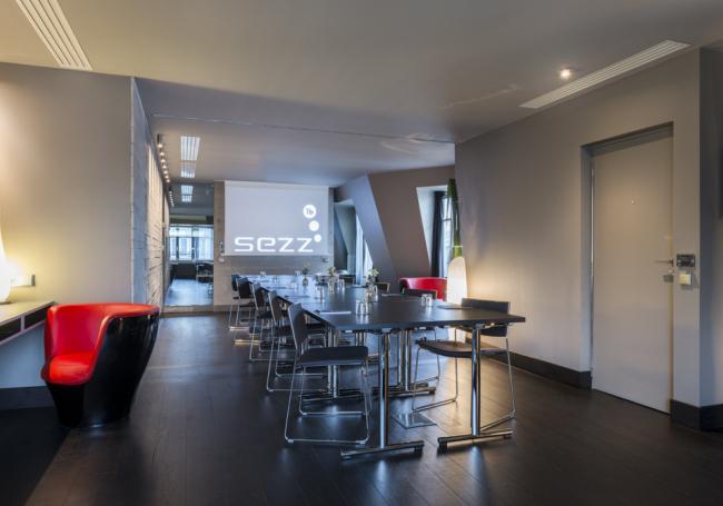 Sezz hotel - Salle de réunion