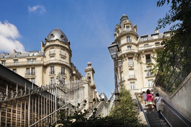 Events 2015  - Passy district in Paris - Tourist Office Paris - Photographer Marc Bertrand