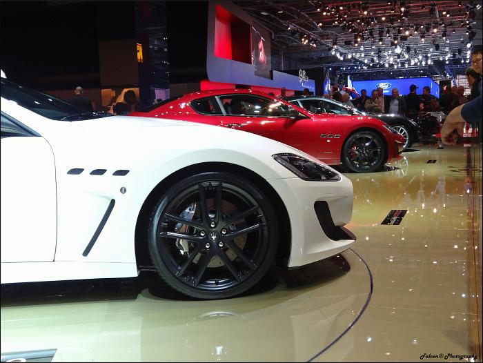 Salon Mondial de l'Automobile - Photographe Falcon - flickr