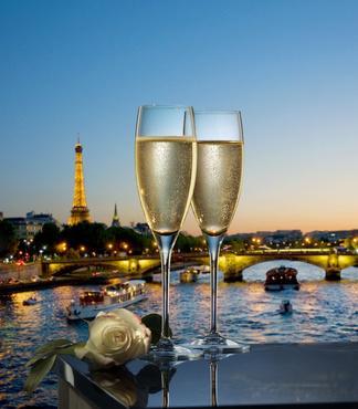 Saint Valentin Paris en VIP