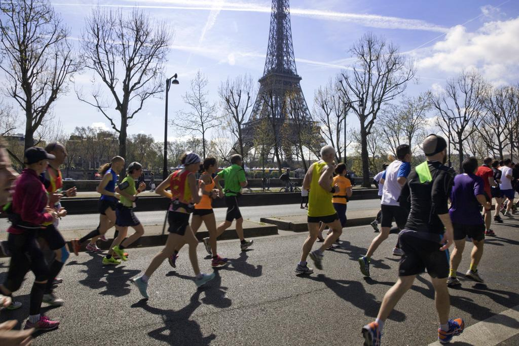 Marathon de Paris 2015 © Paris Tourist Office - Photographe : Amélie Dupont