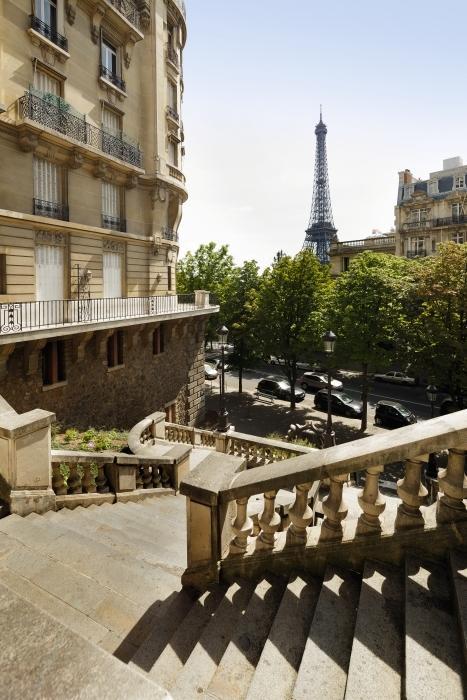 Hôtel Paris 16e - Quartier Passy - Tourist office Paris - Photographe Marc Bertrand