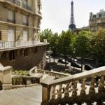 Hôtel Paris 16e - Passy district - Tourist office Paris - Photographer Marc Bertrand