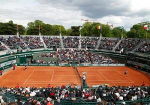 Roland Garros tennis tournament in 2014 - A day at Roland Garros 2013 - © Leica Passionara - flickr CC SA 2.0
