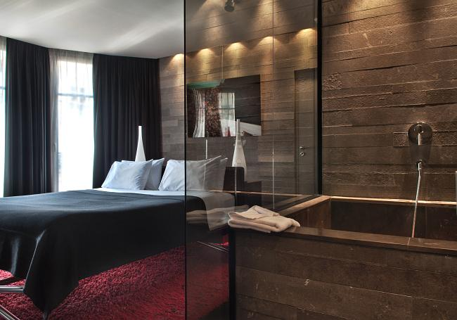 Hotel Sezz Paris -Chambre Deluxe