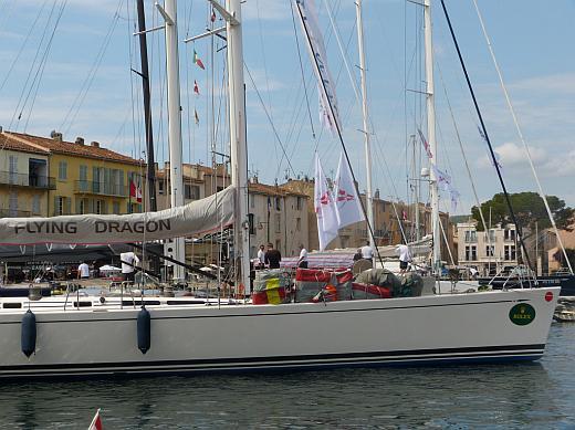 Rolex Cup 2014 - Saint-Tropez port - © Structure : Saint-Tropez Tourisme (#sttropezaddict) Photographer : Zoé de Saint-Tropez