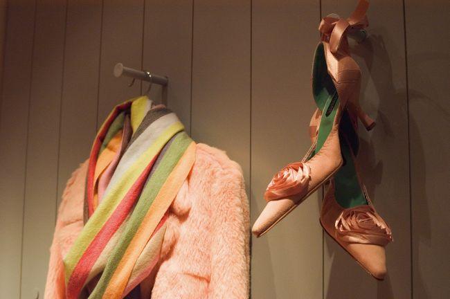 Paris fashion week - Mode boutique Victoire - Office du tourisme Paris - Photographe Amelie Dupont
