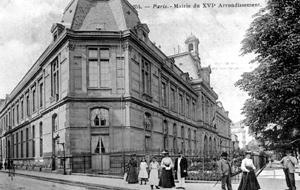 Passy Paris - Crédit photo Mairie 16ème arrondissement Paris