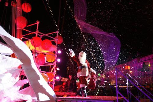 Noël 2011 à Saint-Tropez