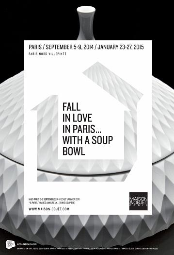 Prochains salons Paris - Maison & Objet Paris - Image © Elodie Dupuis, Design © BE-POLES
