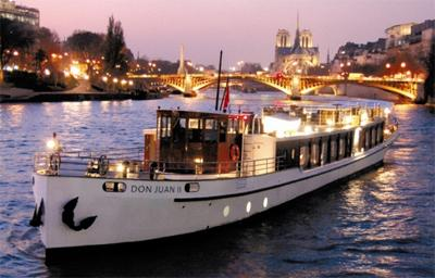 Yachts de Paris Don Juan II