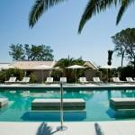Design hotel Saint Tropez - La piscine de l'hôtel Sezz