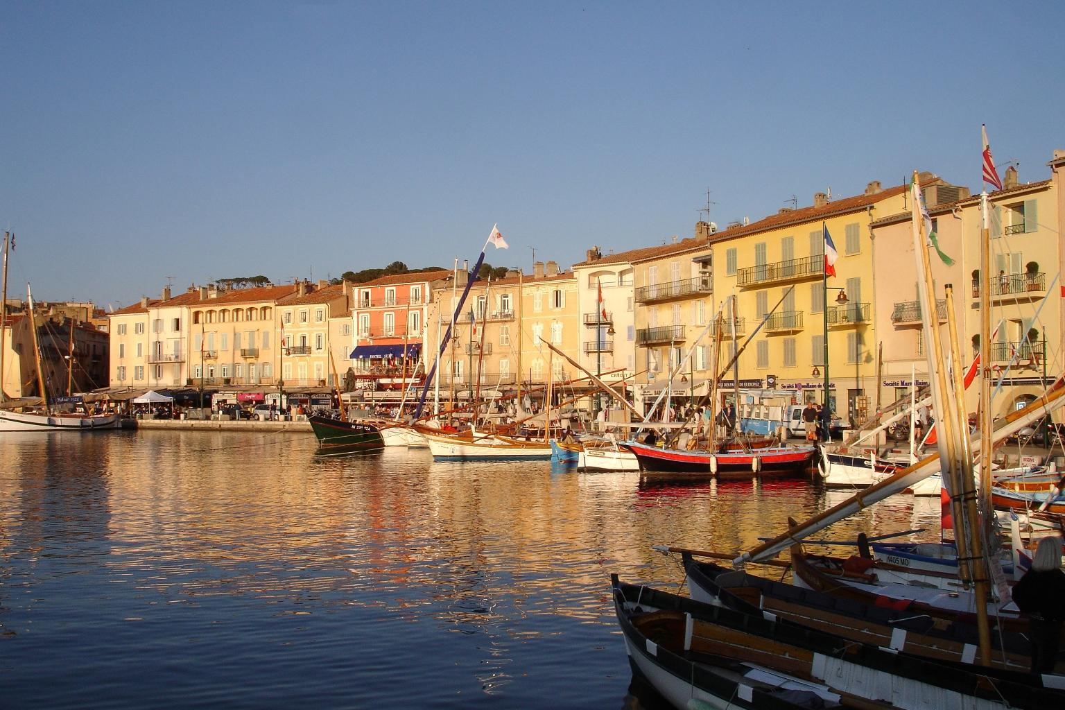 Saint--Tropez