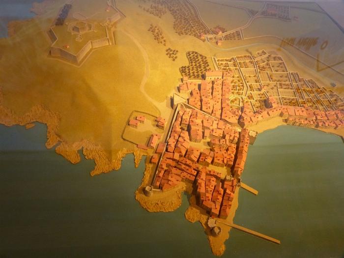 Histoire de Saint-Tropez - Musée Citadelle - Tourist Office Saint Tropez - Photographe Zoé de St Tropez