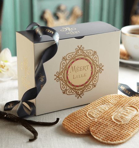 Meert - The elegant and delicate waffles from Lille